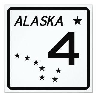 Alaska State Route 4 Invitation