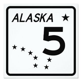 Alaska State Route 5 Invitation