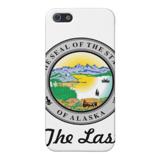 Alaska State Seal and Motto iPhone SE/5/5s Cover