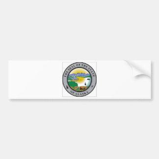 Alaska State Seal Bumper Stickers