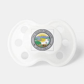 Alaska State Seal Pacifier