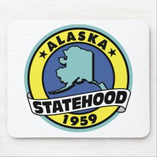 Alaska Statehood Gifts and Tees Mouse Pad