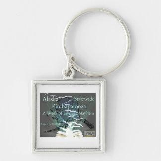 Alaska Statewide Pitchapalooza Key Ring Keychain