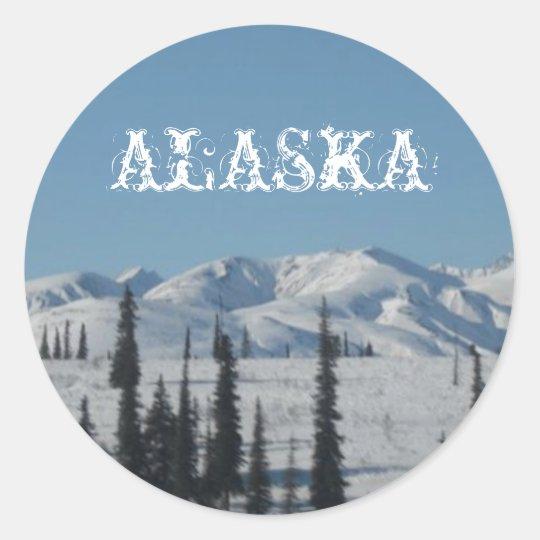ALASKA STICKERS