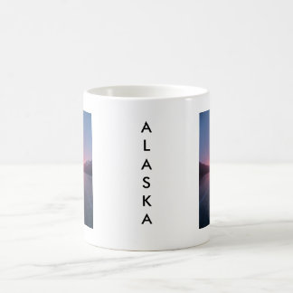 Alaska Sunset Classic White Coffee Mug