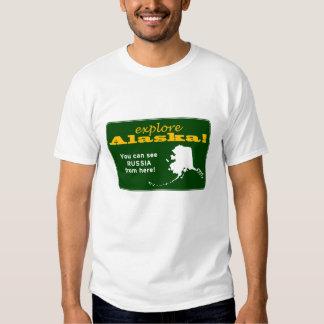 Alaska T Shirt