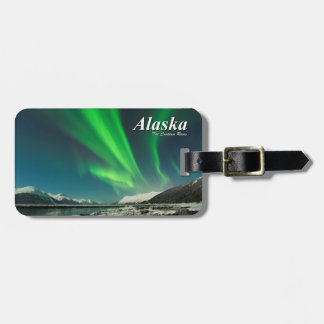Alaska The Curtain Rises Bag Tag