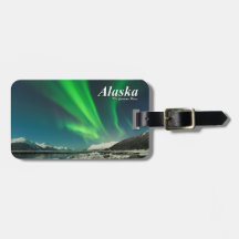Alaska The Curtain Rises Tags For Bags