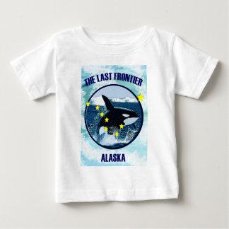 Alaska - The Last Frontier.png Baby T-Shirt