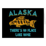 Alaska: There's no place like Nome Greeting Card