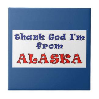 Alaska Small Square Tile