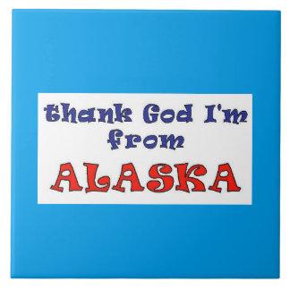 Alaska Large Square Tile