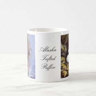 Alaska Tufted Puffin Coffee Mug