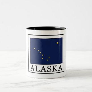Alaska Two-Tone Coffee Mug