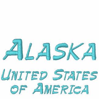 Alaska United States of America Hoodie
