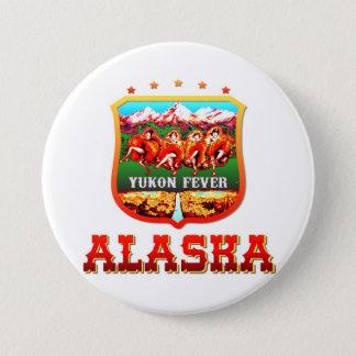 Alaska USA Button