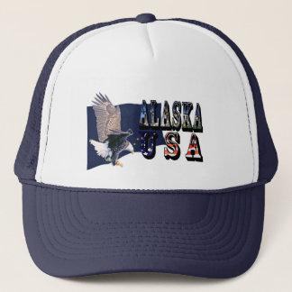 Alaska USA Eagle Baseball Cap
