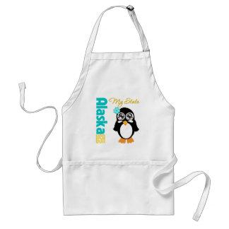Alaska USA Penguin Aprons