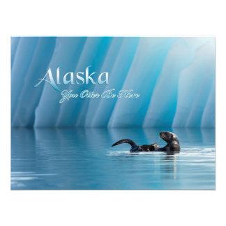 Alaska-usted nutria esté aquí impresiones fotograficas