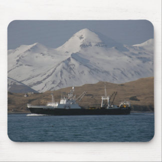 Alaska Victory, F. C. A. Factory Trawler Mouse Pad