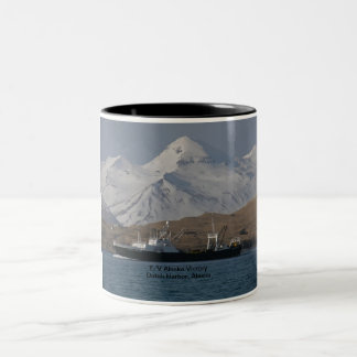 Alaska Victory, F. C. A. Factory Trawler Coffee Mugs