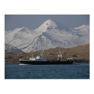 Alaska Victory, F. C. A. Factory Trawler Postcard