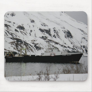 Alaska Victory, F. C. A. Trawler in Dutch Harbor Mousepads
