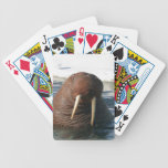 Alaska Walrus Cow Cards Bicycle Playing Cards