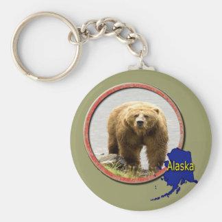 Alaska Wild Keychain