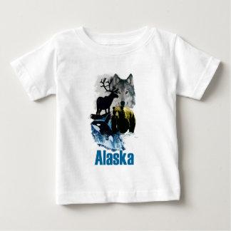 Alaska - Wild Life.png Baby T-Shirt