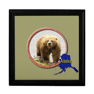 Alaska Wildlife Keepsake Box