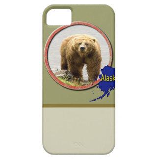 Alaska Wildlife iPhone SE/5/5s Case