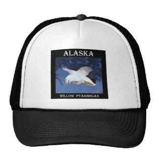 Alaska Willow Ptarmigan Trucker Hat