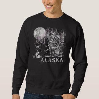 Alaska Wolf Sweatshirt