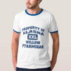 Alaska XXL Willow Ptarmigan T-Shirt