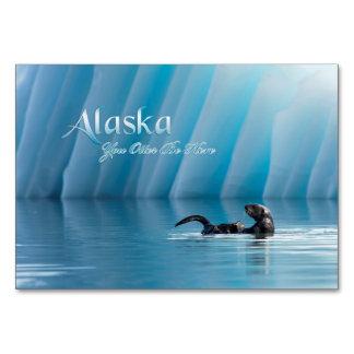 Alaska-You Otter Be Here Card