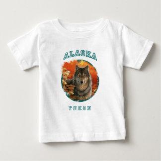 Alaska Yukon Baby T-Shirt