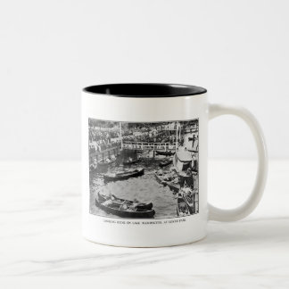 Alaska Yukon Pacific Expo Two-Tone Coffee Mug