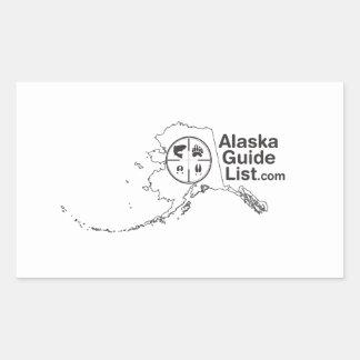 AlaskaGuideList Sticker