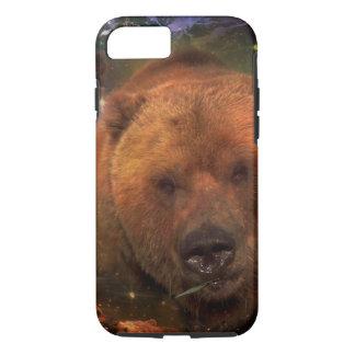 Alaskan Bear with Cubs iPhone 8/7 Case