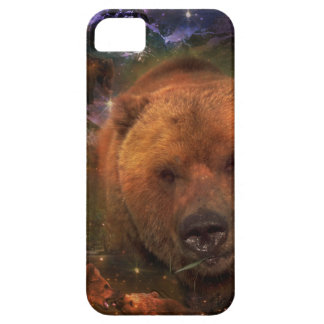 Alaskan Bear with Cubs iPhone SE/5/5s Case