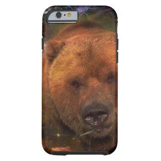 Alaskan Bear with Cubs Tough iPhone 6 Case