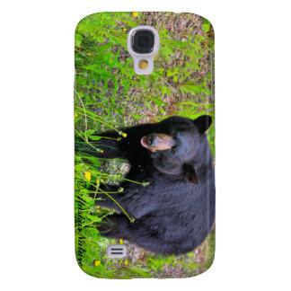 Alaskan Black Bear Samsung S4 Case