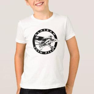 bush pilot t shirts t shirt design printing zazzle Thomas FS 65 School Bus Central alaskan bush pilot kids t shirt