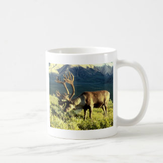 Alaskan Caribou Coffee Mug