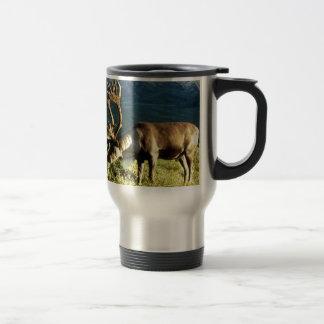 Alaskan Caribou Travel Mug