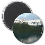 Alaskan Coast at Dusk Travel Photography Magnet