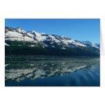 Alaskan Coastline Beautiful Nature Photography Card