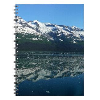 Alaskan Coastline Beautiful Nature Photography Notebook