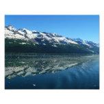 Alaskan Coastline Beautiful Nature Photography Photo Print